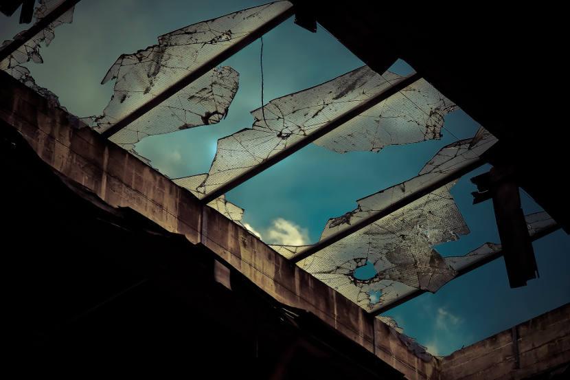 Glasversiegelung Dachfenster