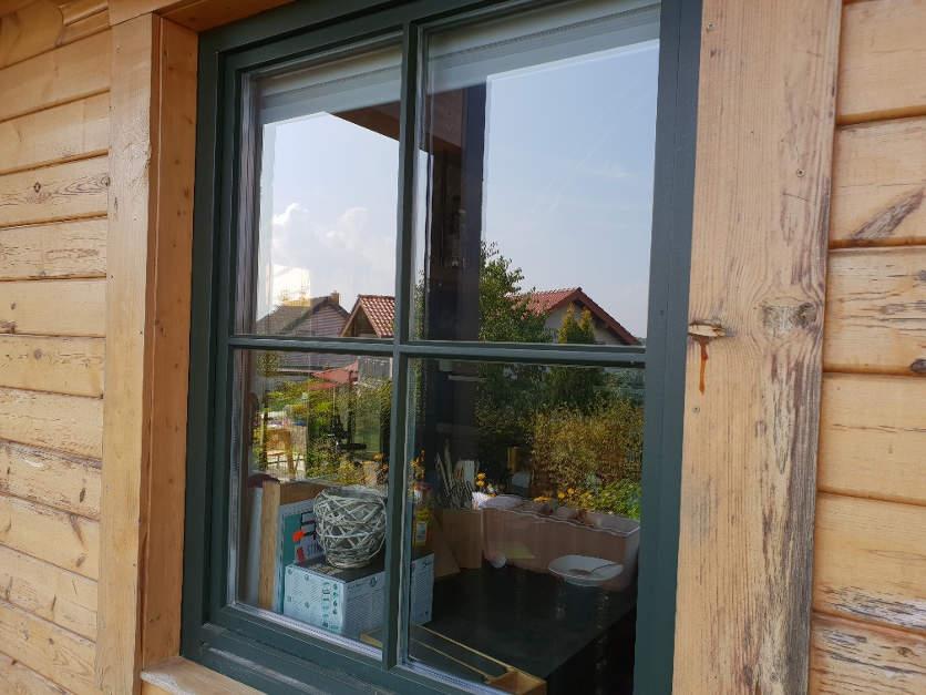 Glasversiegelung Fenster