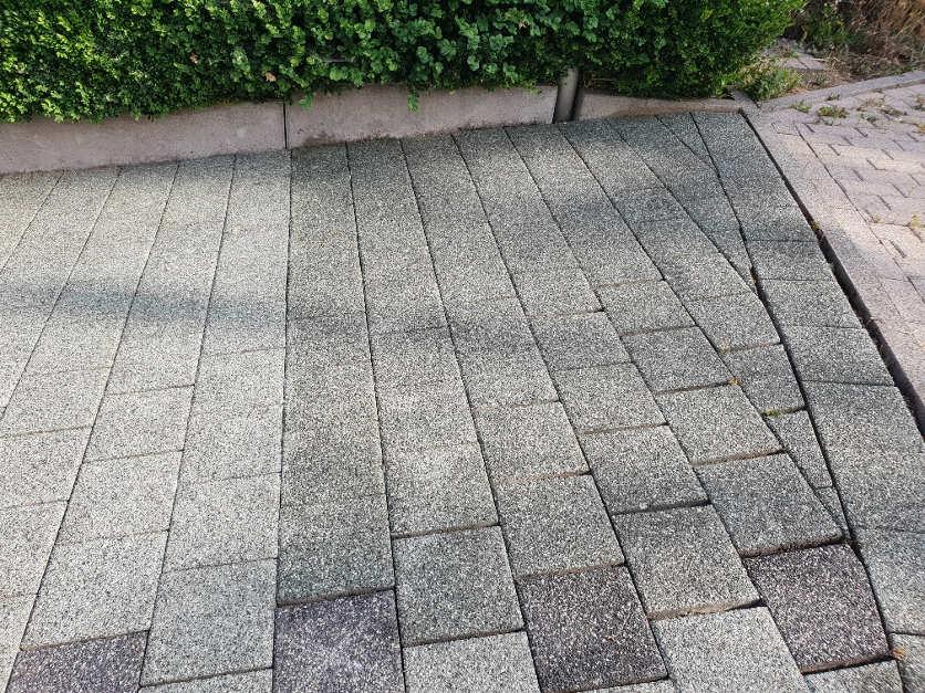 Terrassenplatten versiegeln